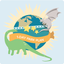 Universal Orlando 1-Day Park-to-Park Plan
