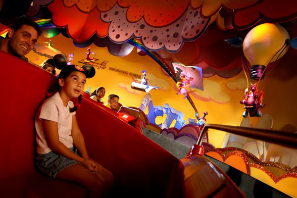 Image result for Journey into Imagination with Figment