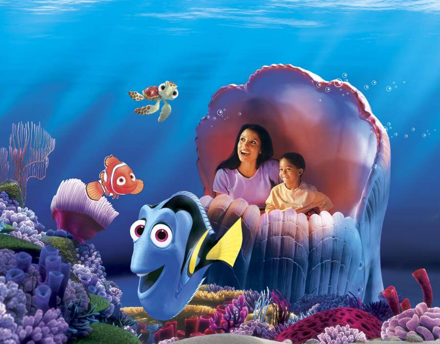 The Seas with Nemo and Friends, Epcot | Disney Discount Tickets